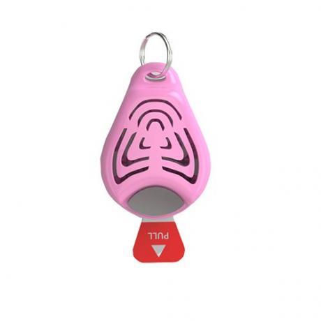 """Отпугиватель клещей ультразвуковой для домашних животных """"TickLess Pet"""" (розовый)"""