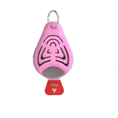 """Отпугиватель клещей ультразвуковой для детей """"TickLess Baby"""" (розовый)"""