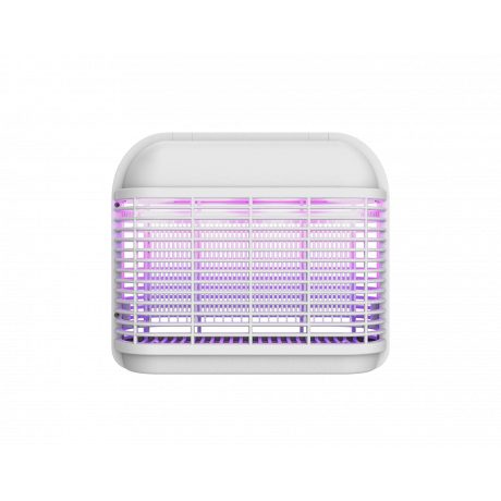 Уничтожитель летающих насекомых со светодиодными лампами ЭкоСнайпер GB-16BL
