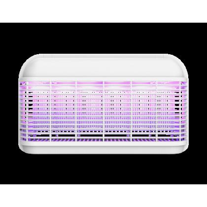 Уничтожитель летающих насекомых со светодиодными лампами ЭкоСнайпер GB-30BL