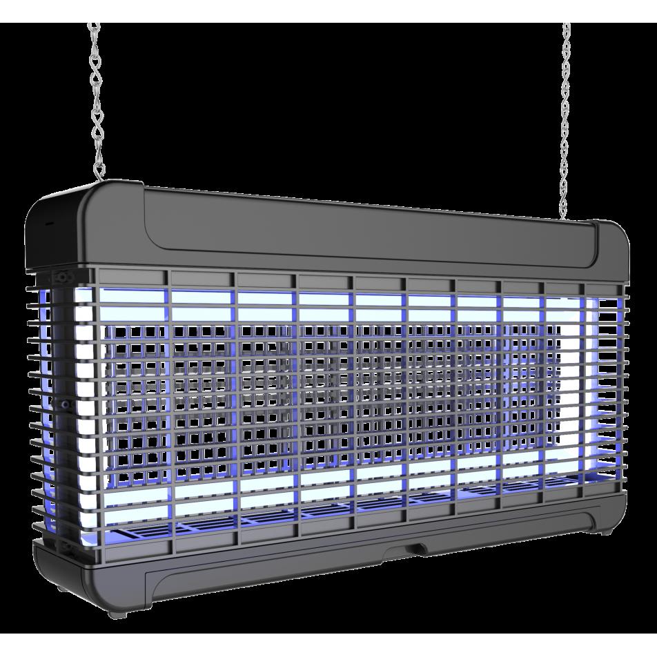 Сверхмощный уничтожитель насекомых со светодиодными лампами ЭкоСнайпер GB-30L