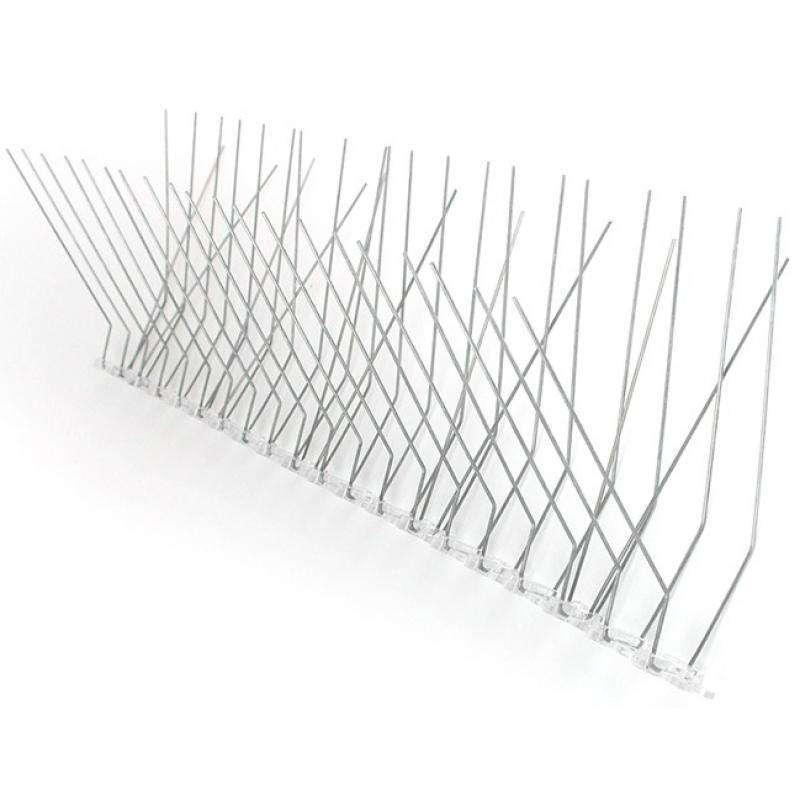 Противоприсадочные шипы от птиц - Барьер-Премиум 3R фото