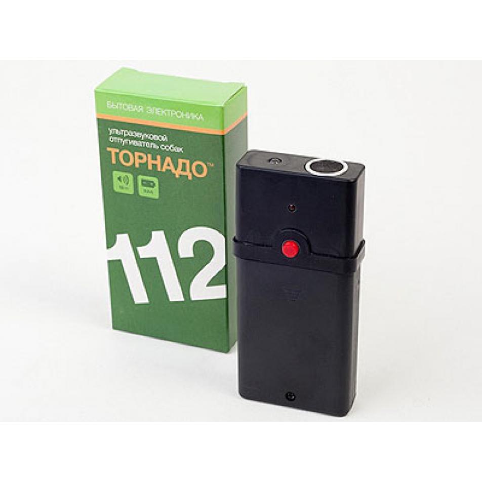 Ультразвуковой отпугиватель собак Торнадо 112