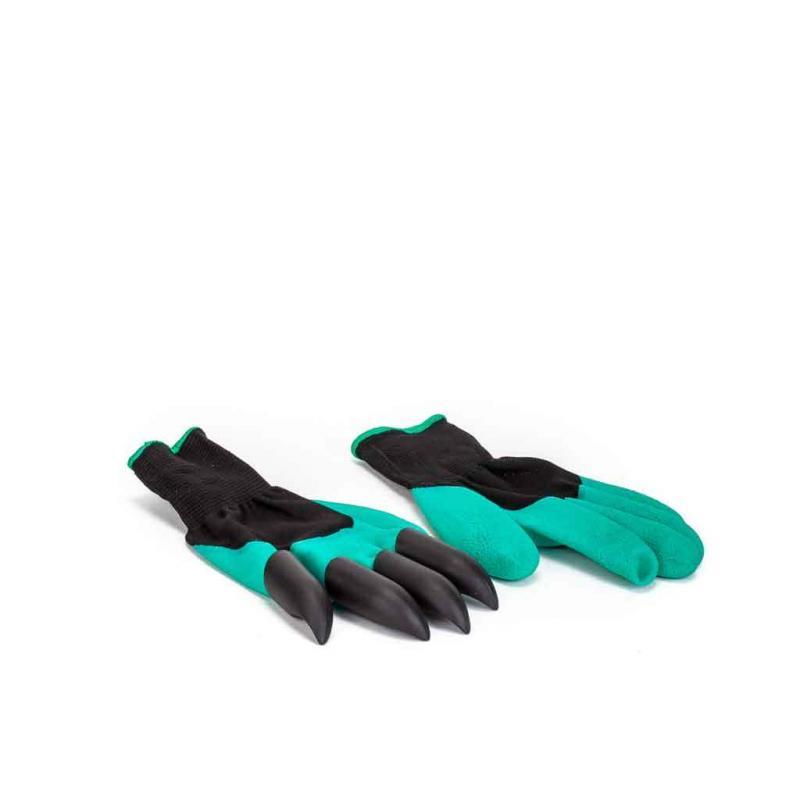 Садовые перчатки с когтями Garden Genie Glove фото